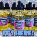 BLUEBERRY by NATIONAL DONUT E-LIQUID