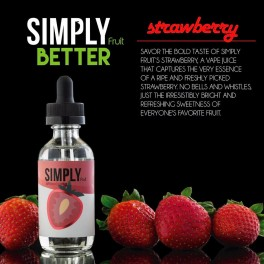 Simply Fruit Strawberry by Naked100