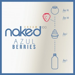AZUL BERRIES by naked 100