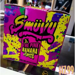 THE PINK BANANA SMUVY by Smuvy E-Juice