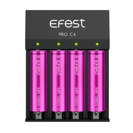 PRO C4 Charger by EFEST