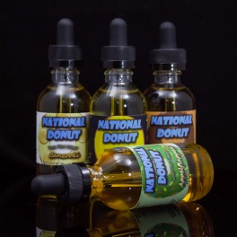 BANZOOKI by NATIONAL DONUT E-LIQUID