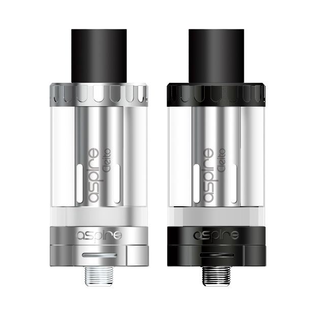 Cleito Sub Ohm Tank Colors buy now at The Broke Smoker