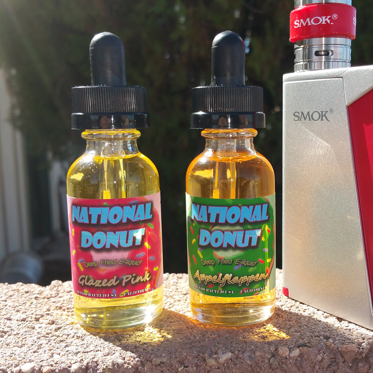 National Donut E-Liquid