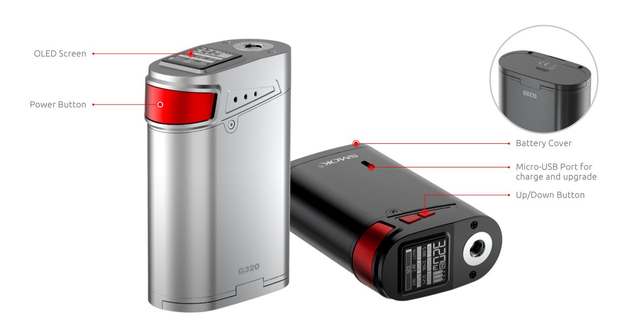 SMOK G320 Kit