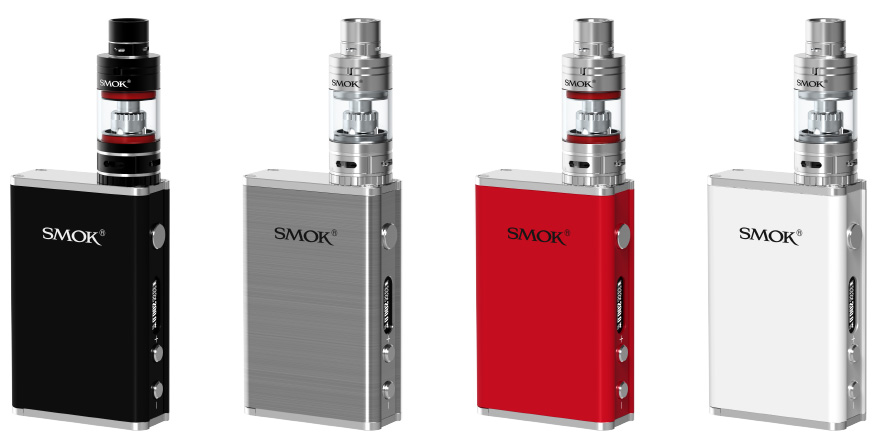 SMOK R200 Kit w/TFV4 Mini Buy now at TheBrokeSmoker.com